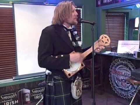 Dallas Ukulele Headquarters presents Tommy Kunkel performing The Scotsman