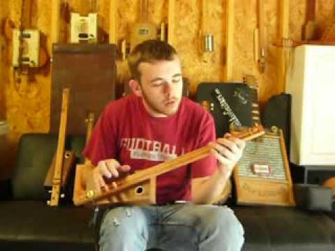 Crocker Diddley Rocker guitar demo by Ragpicker Allen