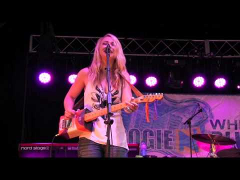 "SAMANTHA FISH BAND - ""Gone For Good"" 8-15-14"
