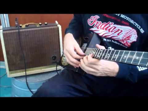 String Action & Setup for Cigar Box Guitars