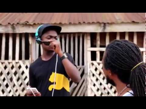 Professional Begger ! New way  to make money in Nigeria (Cele Comedy & Mc Benin parrot)