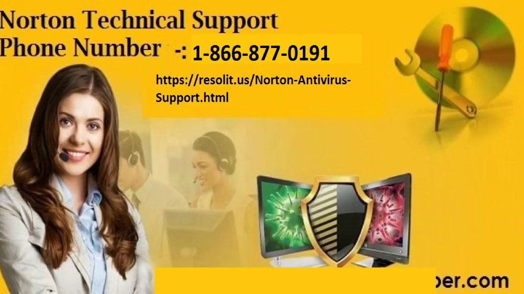 Call Toll Free +1$866$877$0191 Norton Antivirus Customer Service