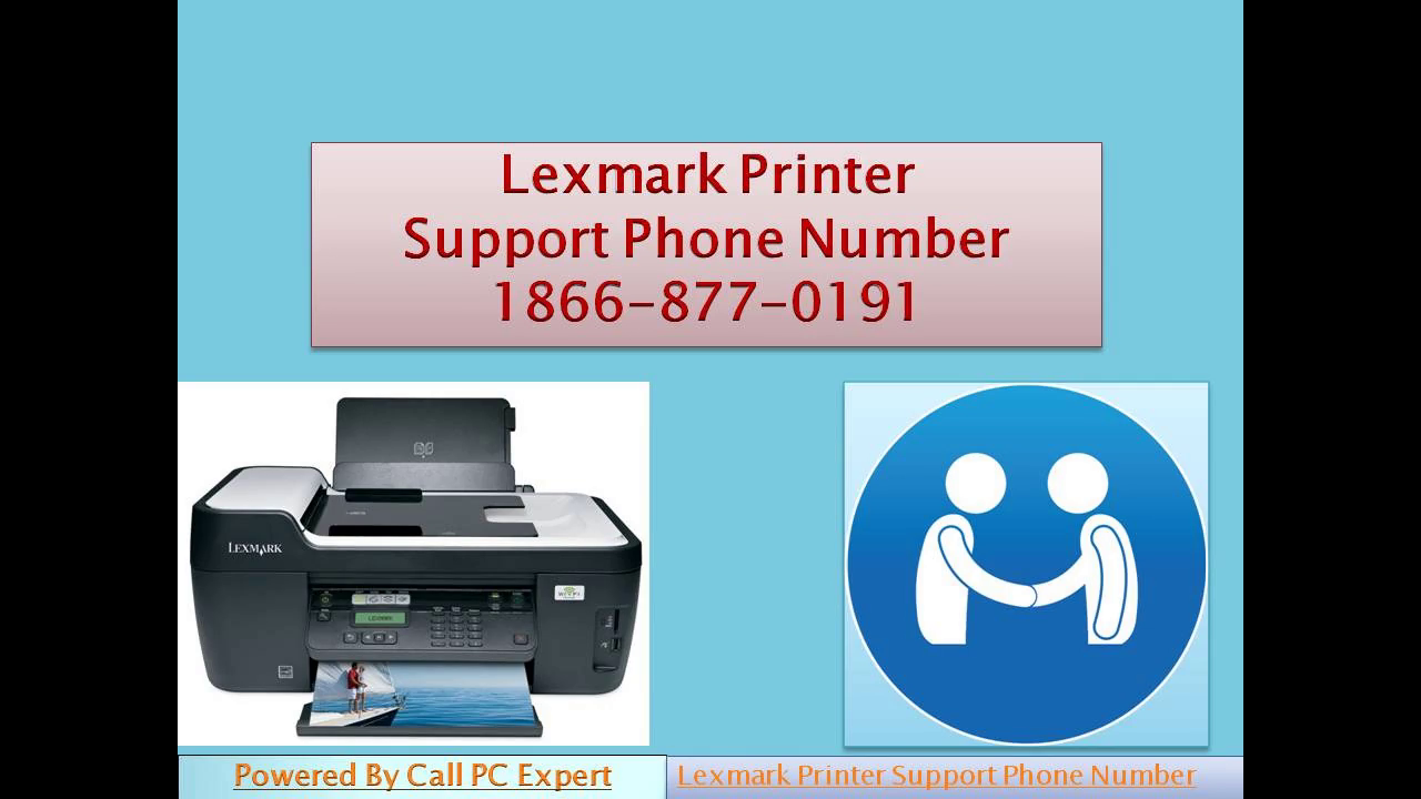 Lexmark Printer Support Number 18668770191 By Callpcexpert