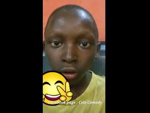 Never you ask a Nigeria child to sing national anthem (CELE COMEDY)(EPISODE)