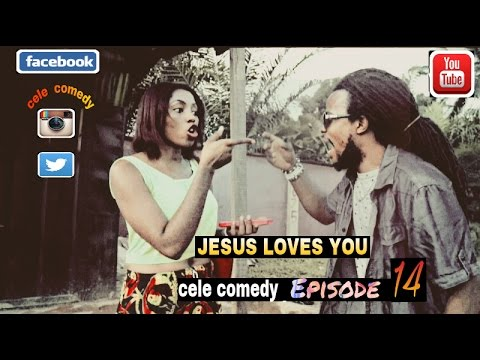 WHEN YOU ARE NOT MAN ENOUGH : POPULAR VIDEO ON YOUTUBE (CELE COMEDY ) ( EPISODE 14 )