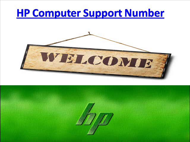 HP Computer Support Number