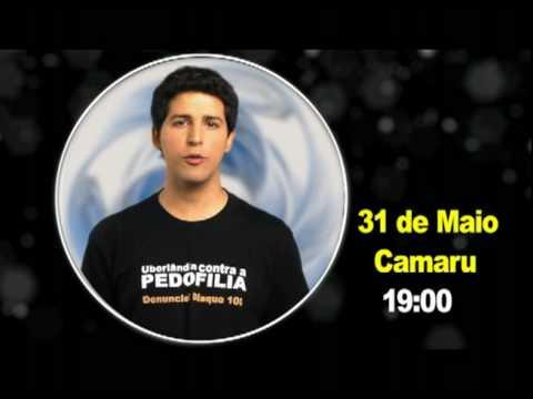 Uberlândia contra a Pedofilia 31/05