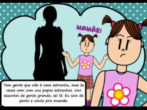 Campanha Tô Atento - Vídeo cartilha para meninas