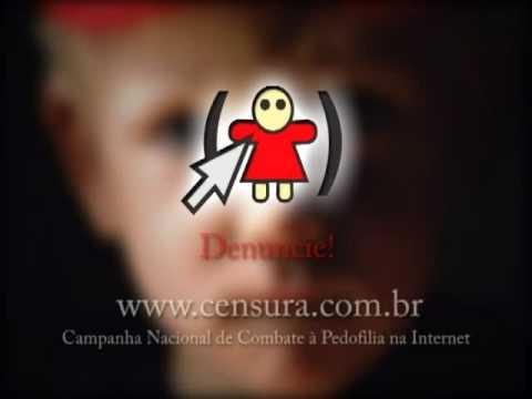 CAMPANHA NACIONAL DE COMBATE À PEDOFILIA NA INTERNET
