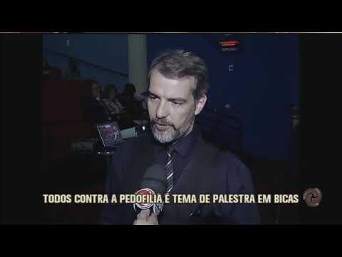 Pedofilia é tema de palestra em Bicas