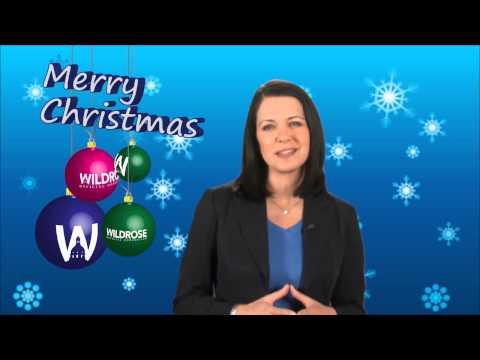 Danielle Smith 2012 Christmas Greeting