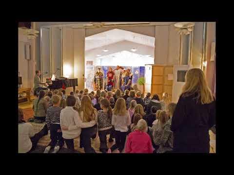 Julspel  i Åkerbo församling 2018