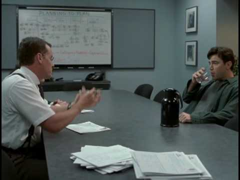 "Office Space-Interview with ""the Bob's"""