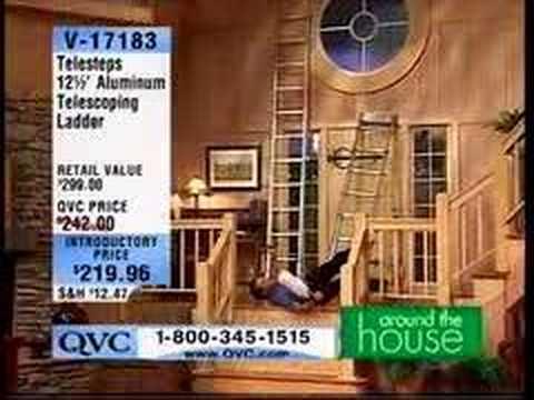 Home Shopping Ladder Sale Gone Bad - AGAIN!