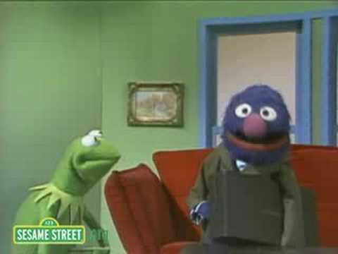 Sesame Street - Grover the Salesman