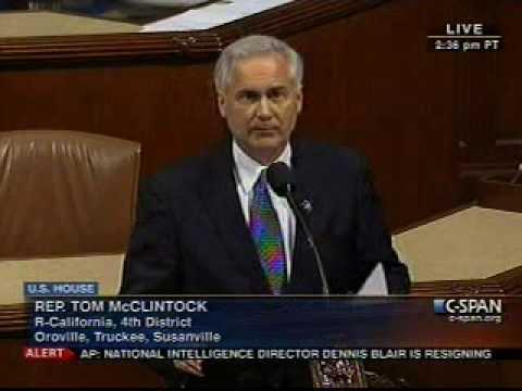 McClintock's Response to Calderon