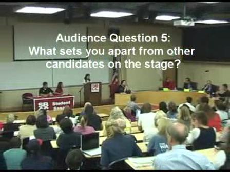Santa Barbara Debate 4