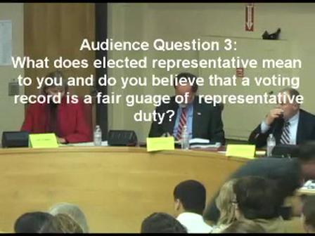 Santa Barbara Debate 3