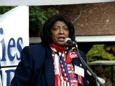 Barbara from Harlem - Patriot Powderkeg