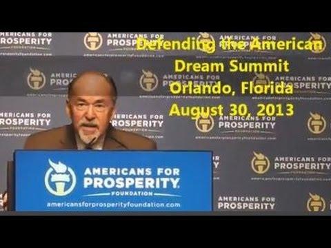 David Horowitz - Defending the American Dream Summit 2013