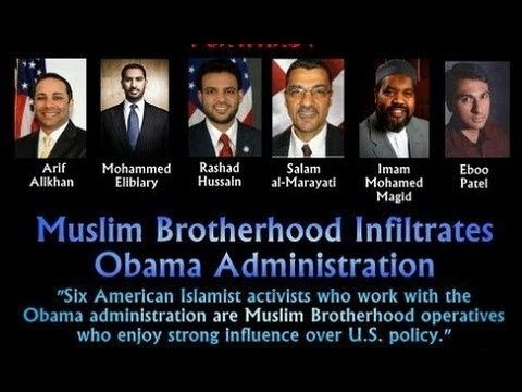 Terrorists in the White House