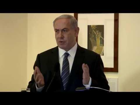 PM Netanyahu's Remarks at Yad Vashem