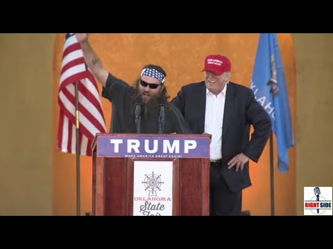Full Speech: Donald Trump HUGE, EXPLOSIVE Campaign Rally at Oklahoma State Fair (9-25-15)