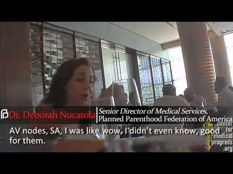 Planned Parenthood Sells Fully Intact Aborted Babies - Human Capital Project Trailer