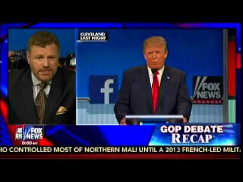 Highlights From GOP Debate - Mark Styen - Hannity