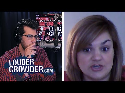 Ex-Planned Parenthood Director Reveals All    Louder With Crowder