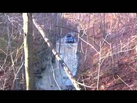 Chris Eby takes on Rausch Creek's Winch Hill