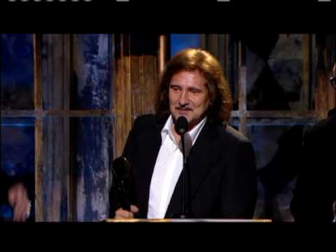 Black Sabbath accept award Rock and Roll Hall of Fame inductions 2006