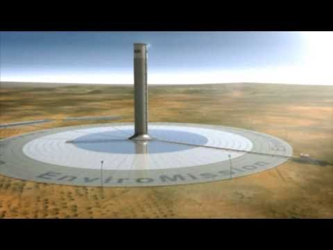 EnviroMission - Solar Tower