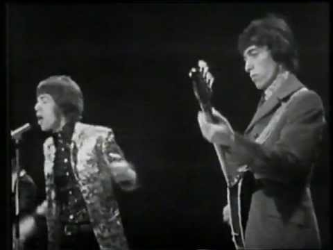 """Rolling Stones LIVE - """"Let's Spend The Night Together"""" TOTP '67"""