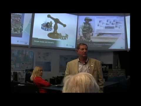 National Security & Climate Change with Len Hering