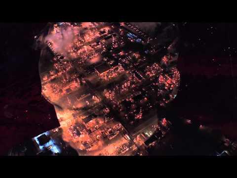 True Detective Season 2: Opening Credits Episode #1 (HBO)