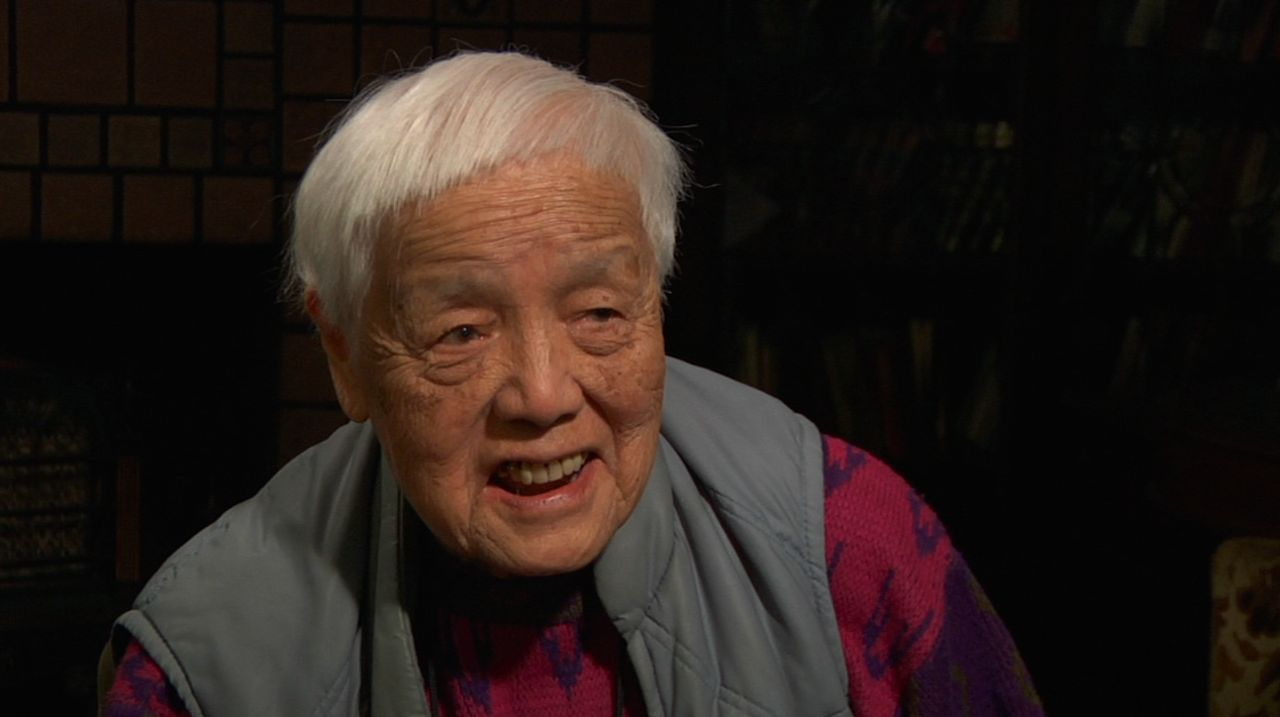 Grace Lee Boggs' message to Occupy Wall Street - 10/9/11