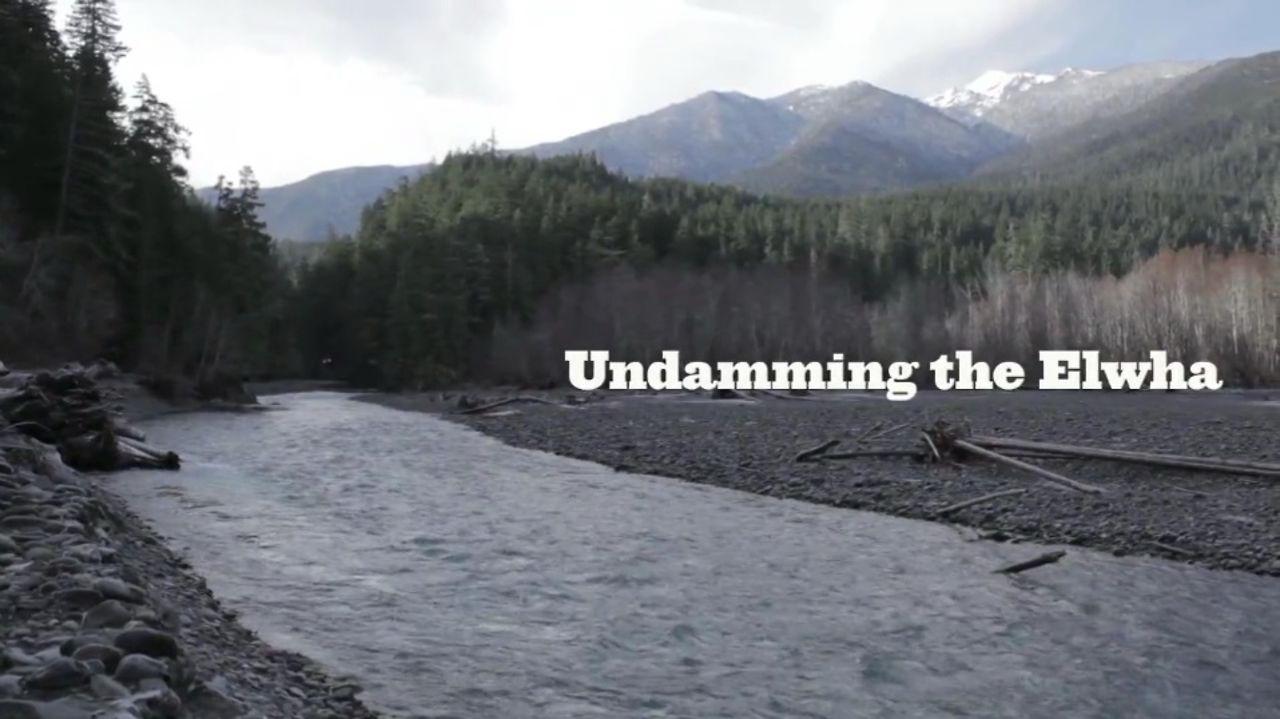 Undamming the Elwha, the documentary