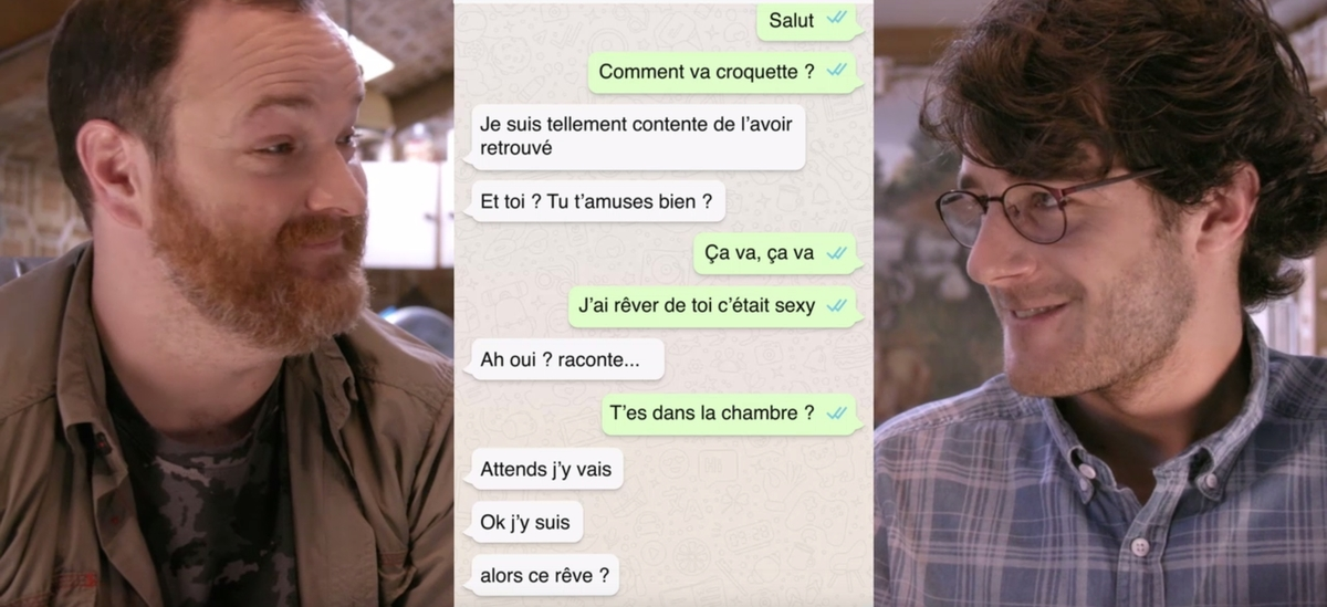 Chatter pour informer