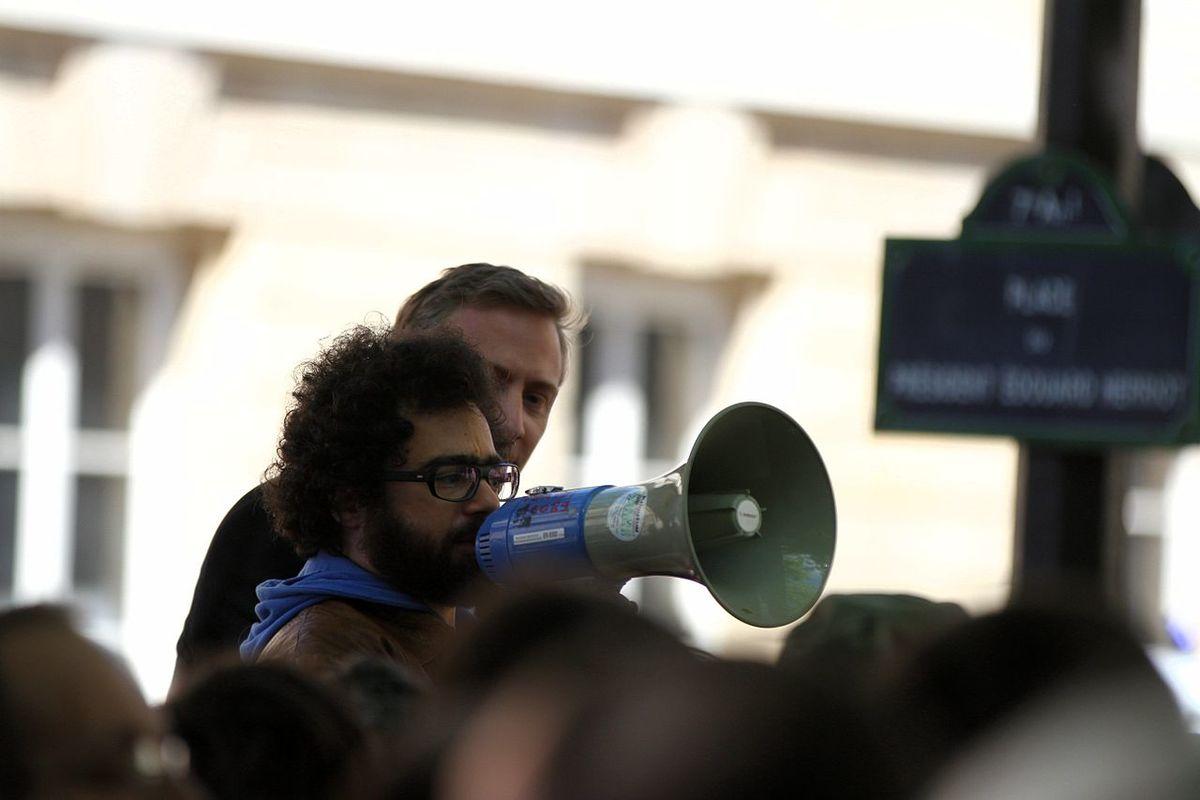 Les journalistes hostiles au projet de loi sur le renseignement