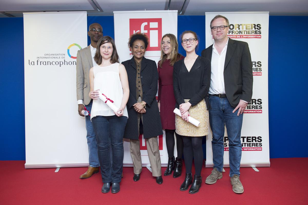 Un premier Prix de l'innovation dans les médias pour la Francophonie