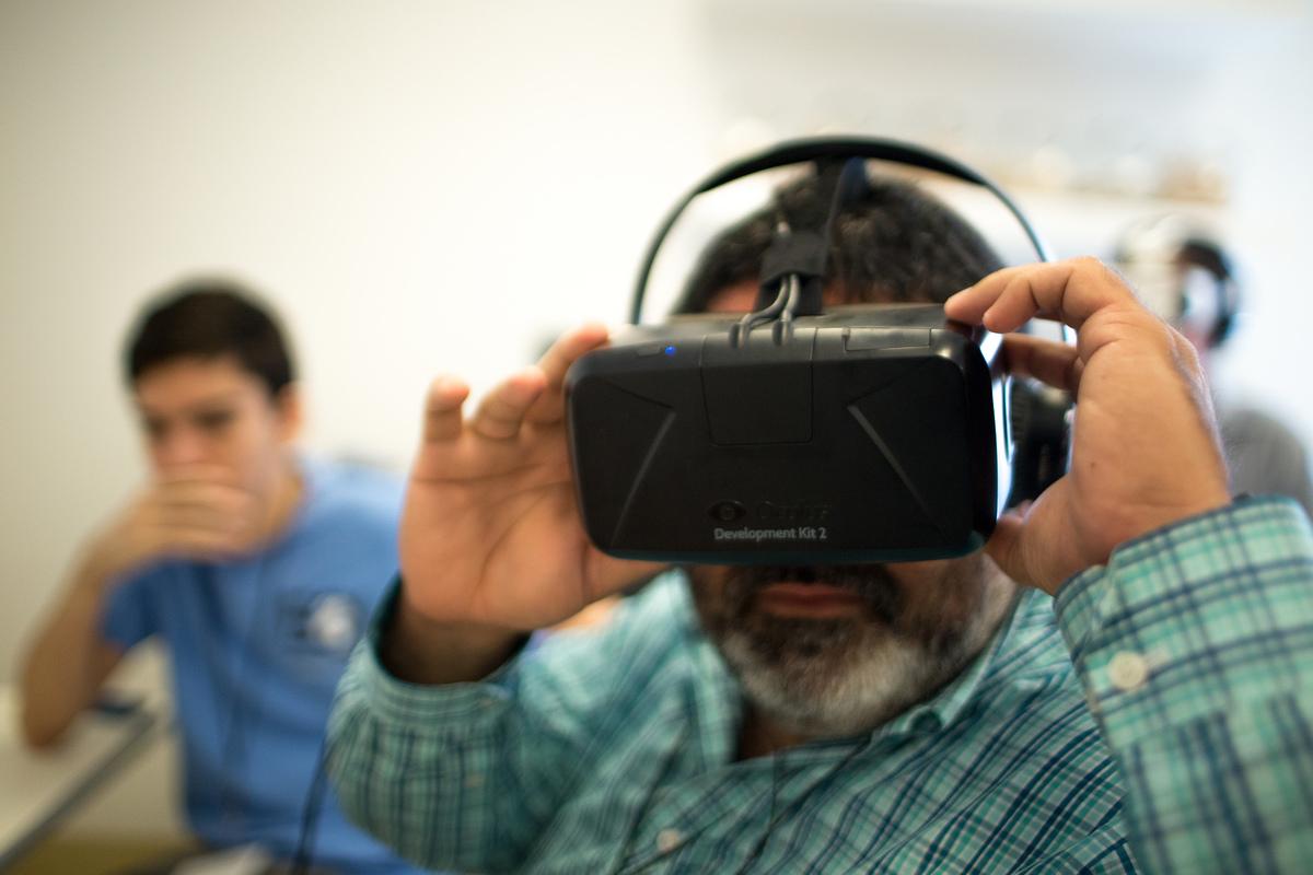 La réalité virtuelle est-elle l'avenir du gentilhomme bien informé ?