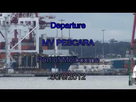 MV PESCARA