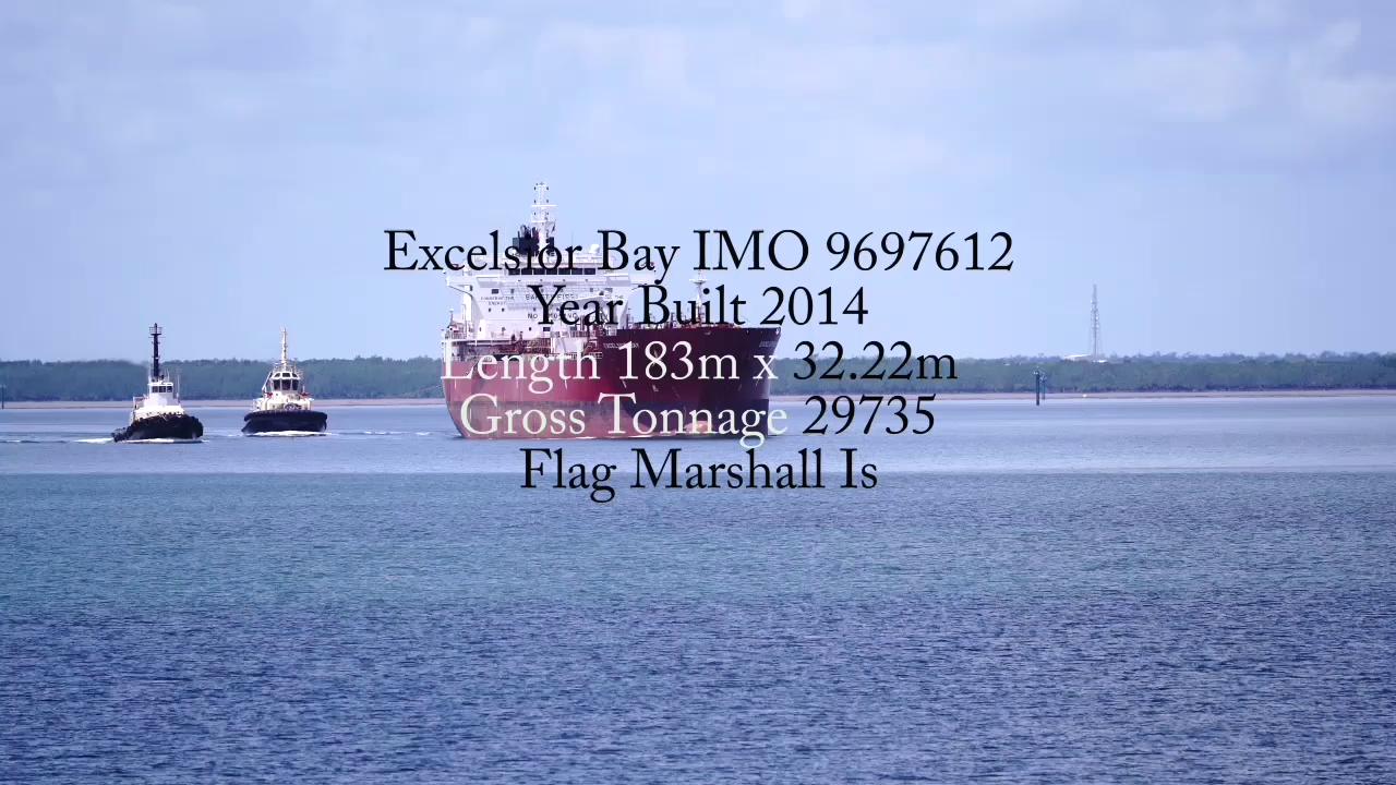 Excelsior Bay IMO 9697617 DWN AU