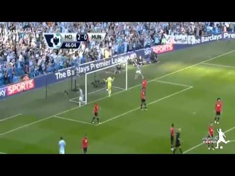 Manchester City vs Manchester United 4 1 All Goals & HighLights 22 09 2013 Premier League