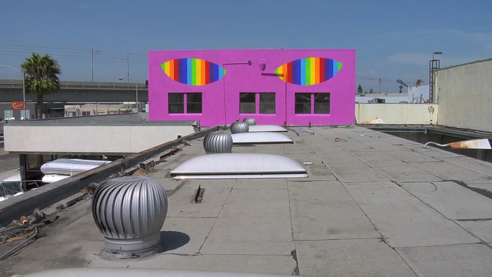 ROBERT STANDISH : CULVER CITY MURAL