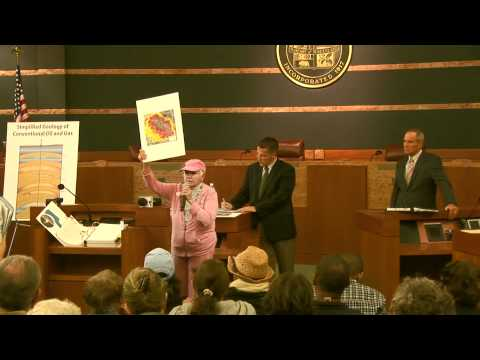 Highlights from Culver City Fracking Workshop by DOGGR