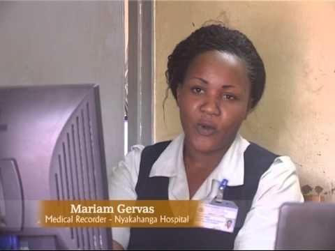 AfyaPro at Nyakahanga hospital
