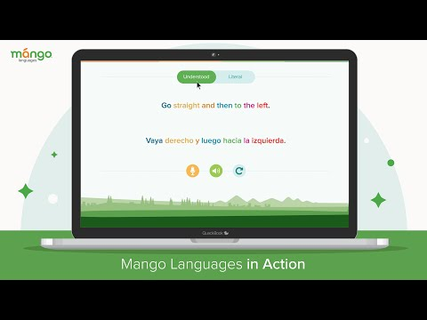 Watch Mango Languages in Action