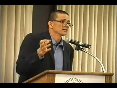 Robert Jensen;Feminism and Masculinity, Minnesota Mens Action Network, October 2, 2009